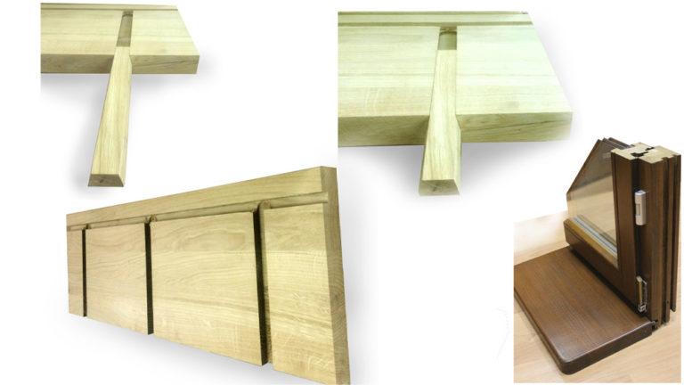 Specifikacije drvenih prozora
