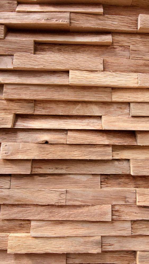 Drveno stepenište i enterijer