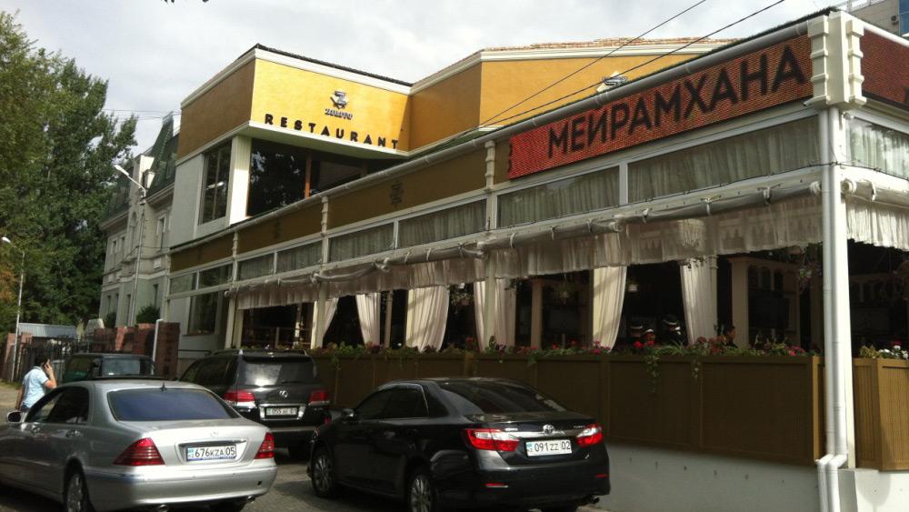 Restorani