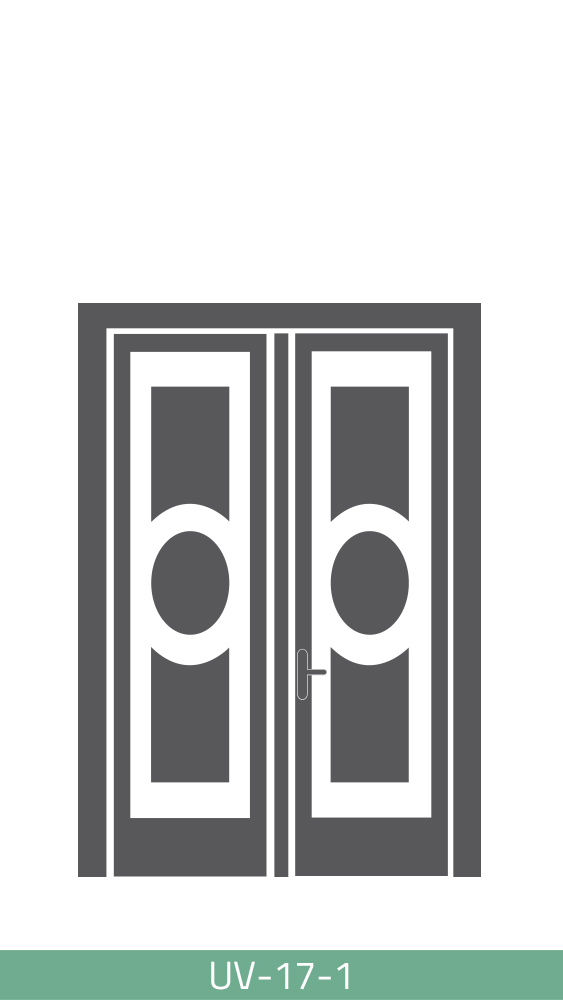 Klasicna drvena ulazna vrata